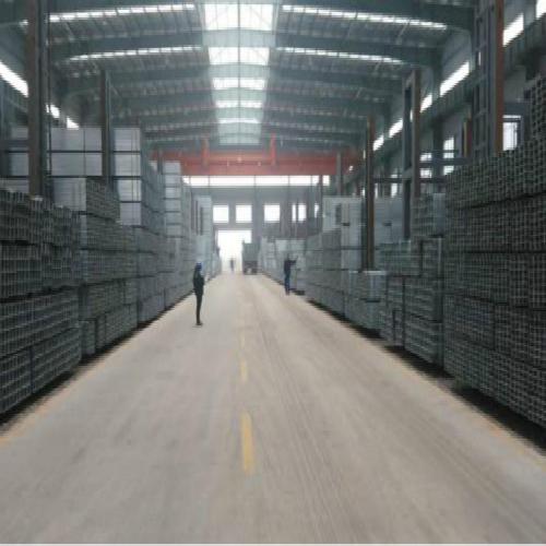 宿州大型方矩管工程標準生產制造加工廠