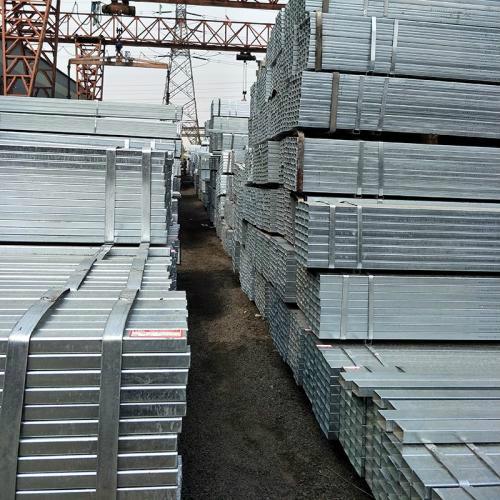 宿州鍍鋅方矩管零售價格定尺鍍鋅,生產廠家