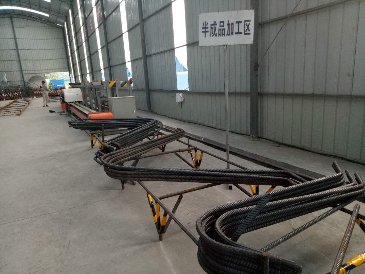 江西省上饶市25型数控钢筋弯曲中心维护简单