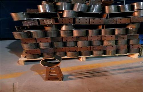 兴安201不锈钢碳素钢复合管定制