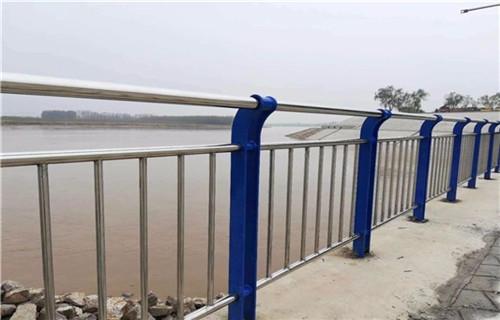 兴安亮洁桥梁防撞不锈钢护栏制作与销售