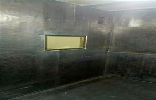 汉中防辐射铅玻璃设计