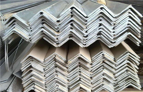 上饶Q355不等边角钢钢材价格24小时发货