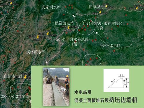 云南红河市路沿滑模成型机工作视频