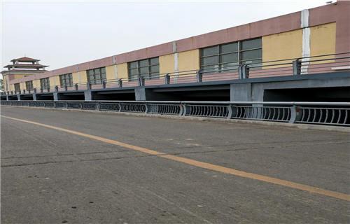 广安人行道隔离栏杆零售最低价