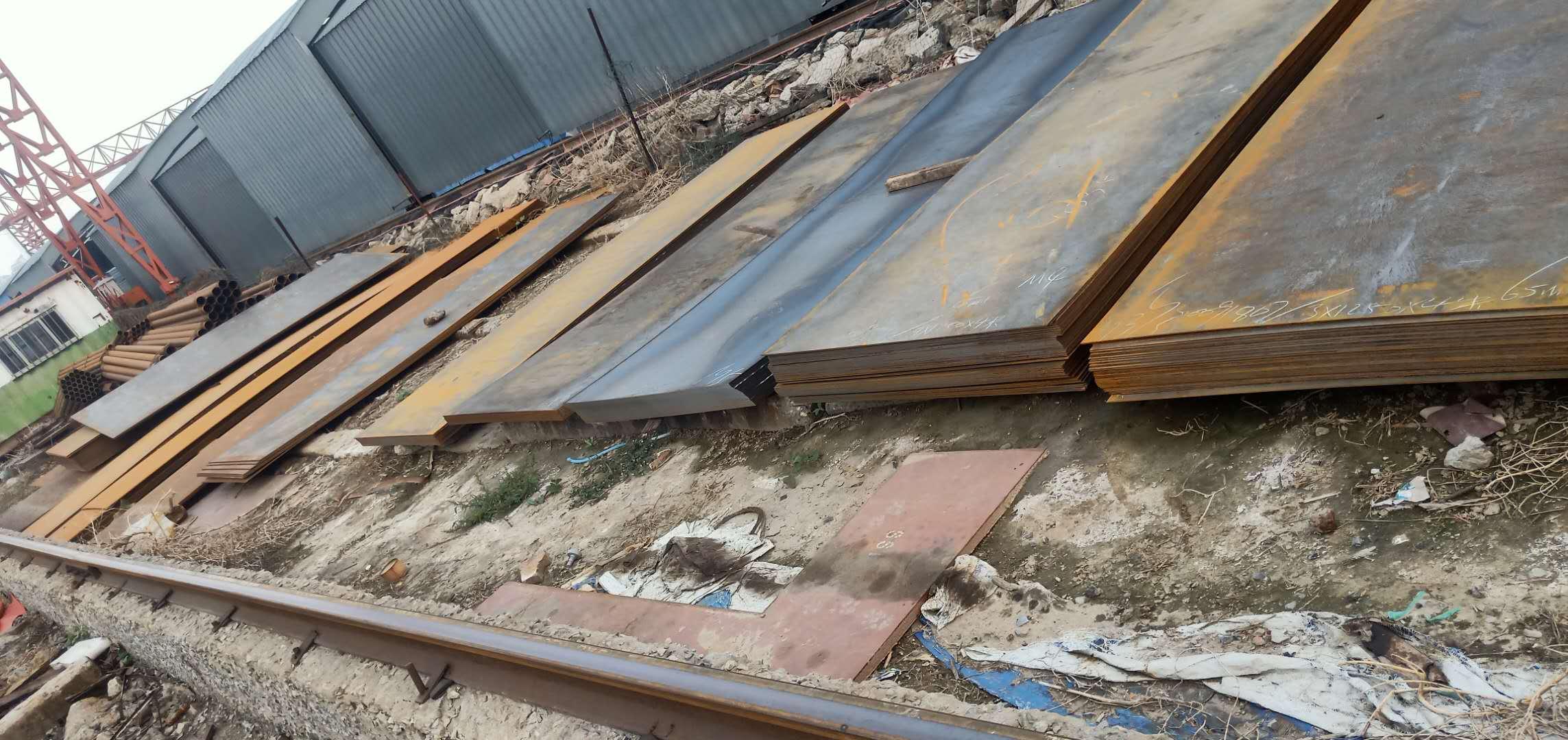 北海50mn2优质碳素结构钢板现货