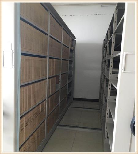 山南智能档案柜有售