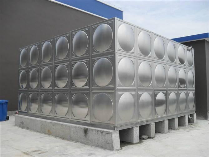 泗縣不銹鋼保溫水箱 消防水箱價格合理質量精良