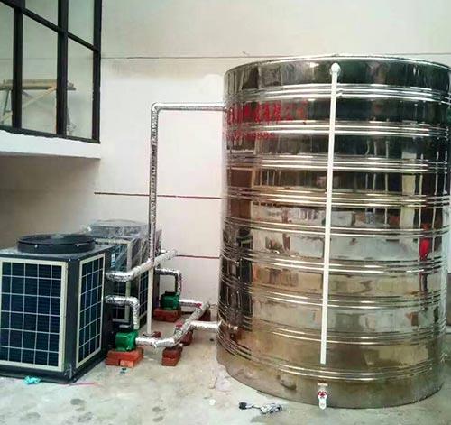 碭山不銹鋼水箱采用加厚板材經久耐用
