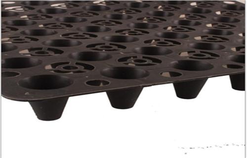 許昌塑料排水板廠家預防人或物破壞