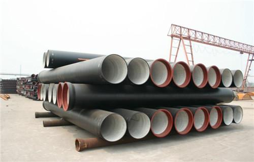 衡水國標供給水球墨鑄鐵管最新價格
