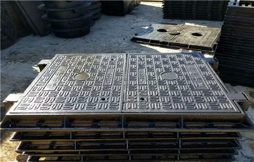 桂林800*700球墨鑄鐵井蓋品種分類