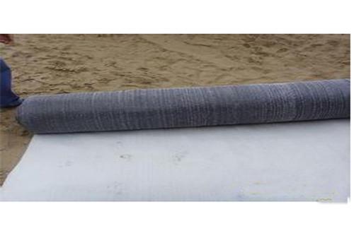 衡阳4000g天然钠基膨润土防水毯膨润土防水毯盐碱地与沙砾地的绿化种植层改造