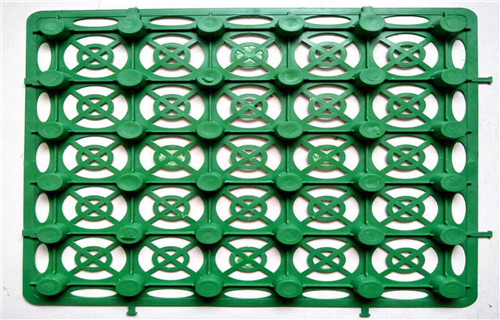 厂家定制屋顶绿化塑料凹凸型蓄排水板防水防潮衡阳
