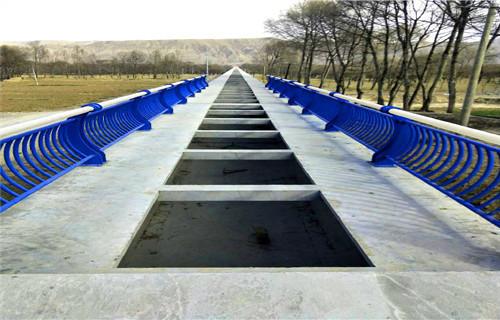 宿州道路交通護欄河道改造